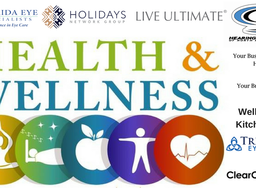 You're Invited: Community Health & Wellness Event