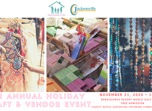 8th Annual Holiday Craft & Vendor Event Application