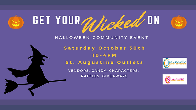 Get Your Wicked On Halloween Community Event