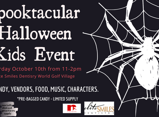 Spooktacular Halloween Kids Event  Vendor Application