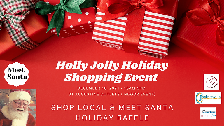 Holly Jolly Holiday Shopping Event (Indoor Event)