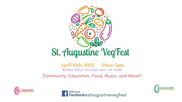 2nd Annual St. Augustine VegFest