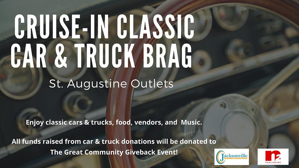 Cruise-in Classic Car & Truck Brag Auto Registration