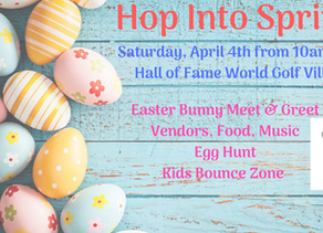 2nd Annual Hop Into Spring Fest
