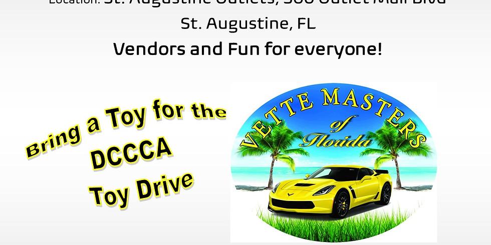 Duval Club Cancer Car Show