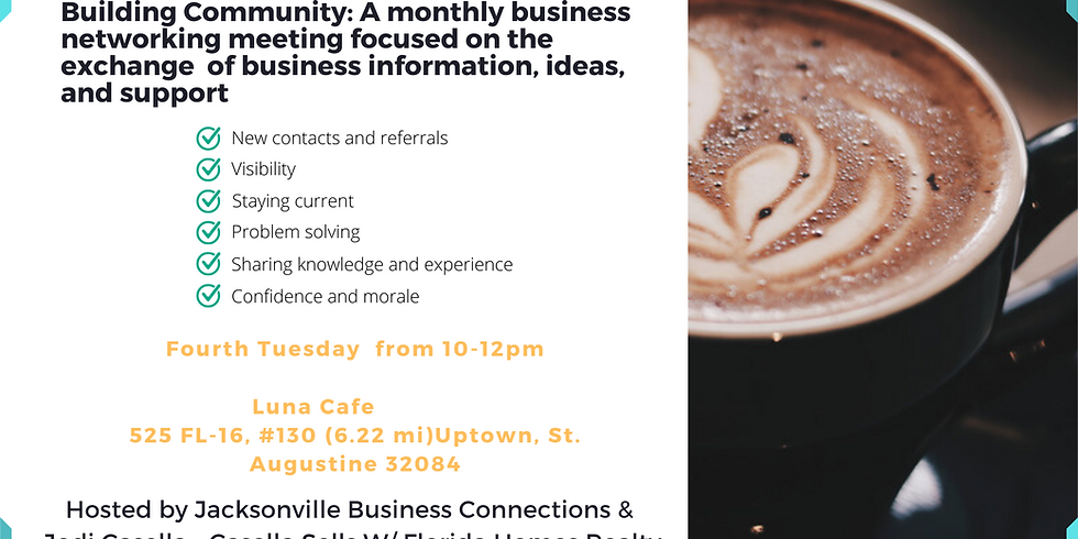 Monthly Business Networking Event