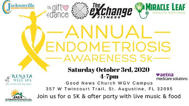 Annual Endometriosis 5K
