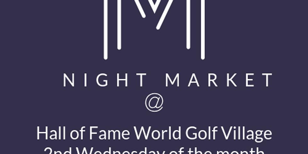 Night Market at World Golf Hall of Fame