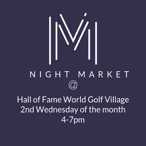 Night Market at World Golf Village Application