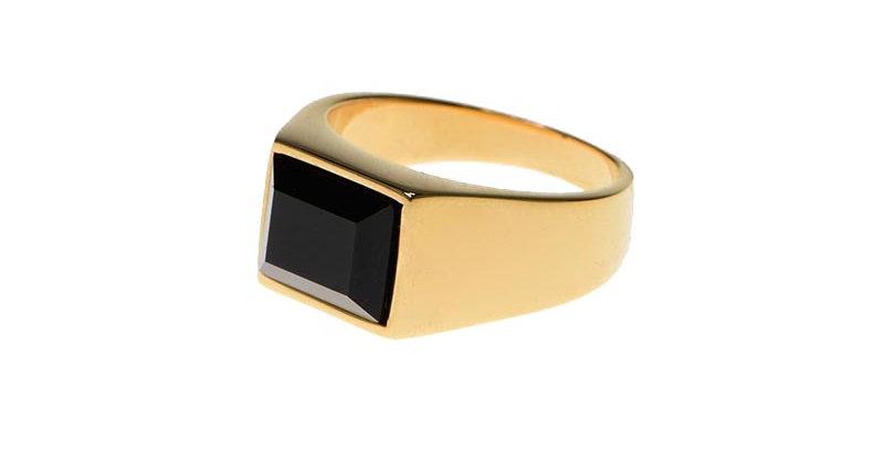 Perla negra gold