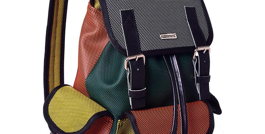 Policromo backpack