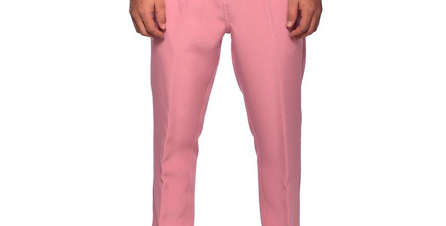 Pantalon baggy prenses rosa