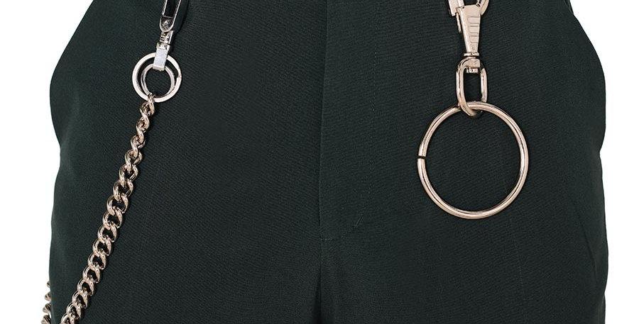 Accesorios pantalon aro y cadena