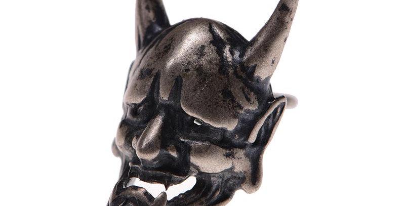 Arete diablo en plata S925