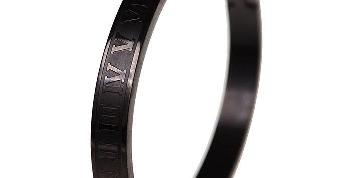 Romanos bracelet black