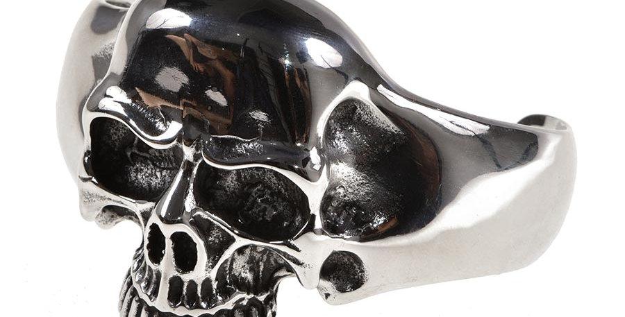 Big skull bracelet