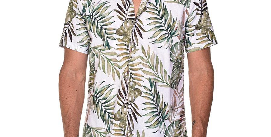 Camisa regular fit hawaii