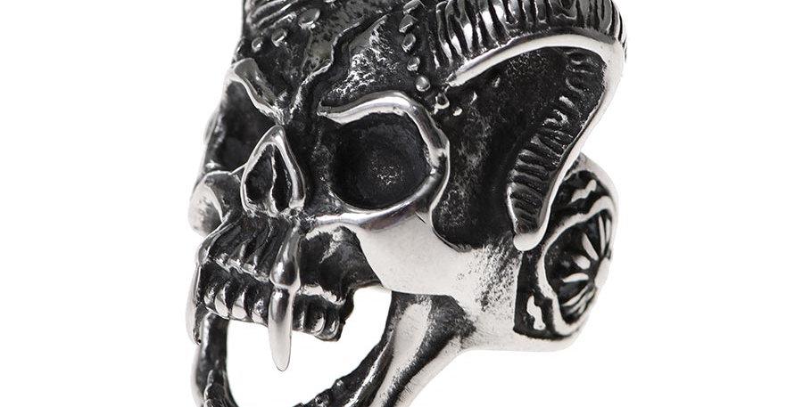 Skull goat