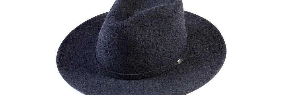 Sombrero western gris
