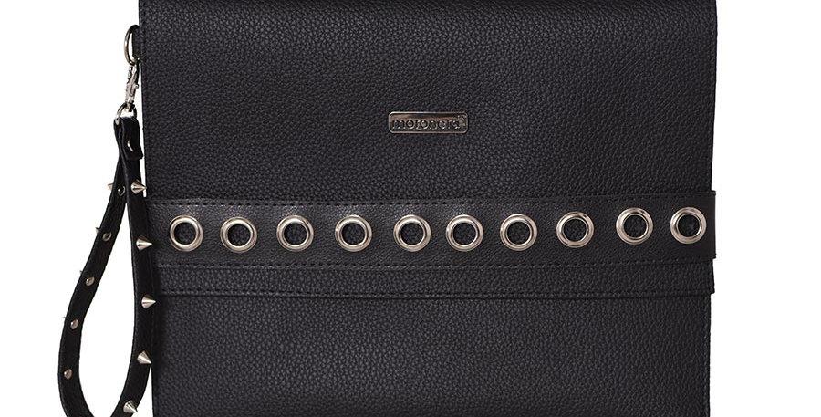 Rockstar clutch handbag