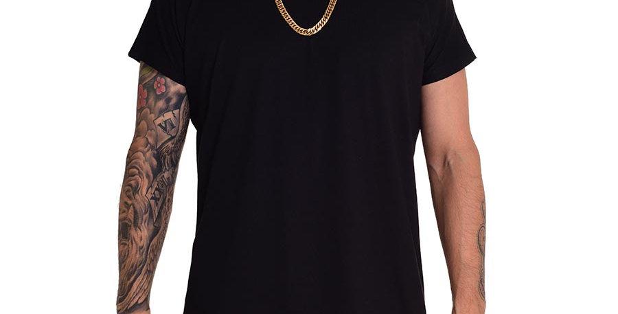 Bluson semi-oversized negro