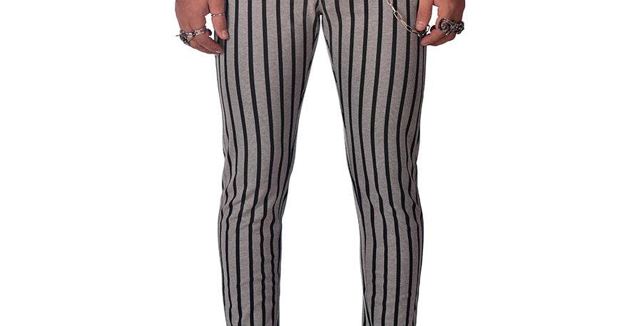 Pantalon skinny rayas comfy