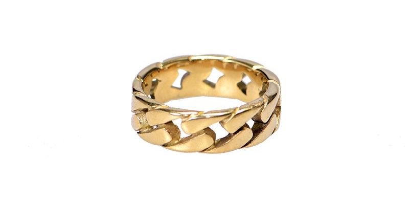 Argolla cubana gold