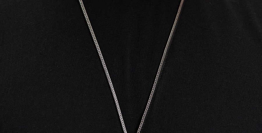 Collar brujula nordica 60cm