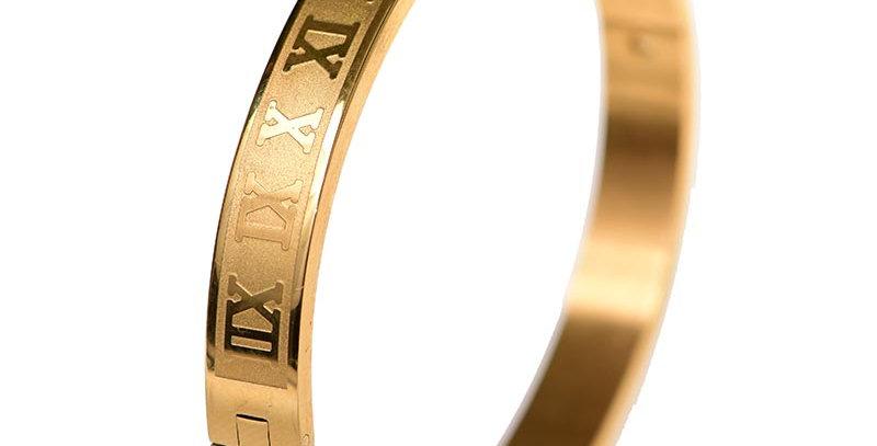 Romanos bracelet gold