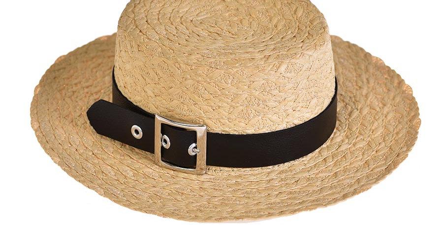 Sombrero boater yute