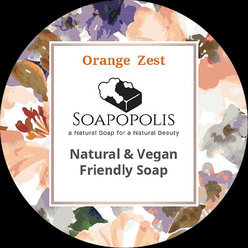 Orange Zest soap