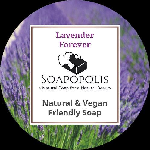 Lavender forever soap