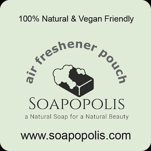 Air freshener pouch