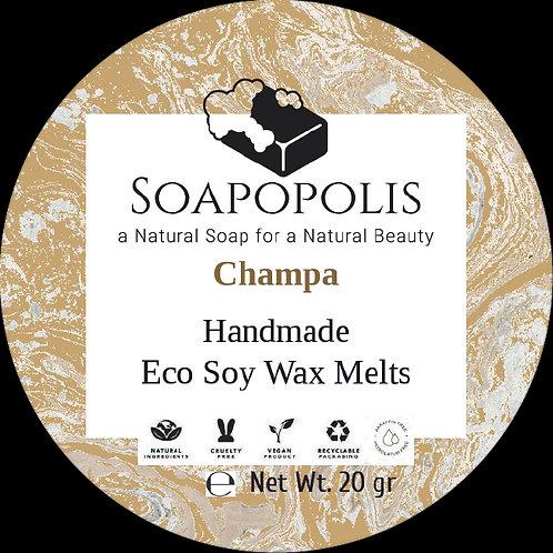 Champa Handmade Soy Wax Melts