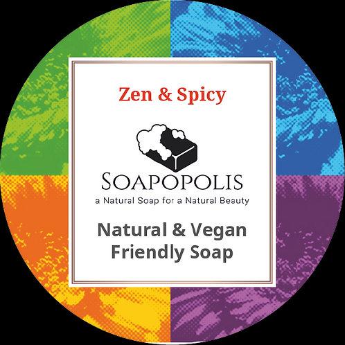 Zen & Spicy Soap