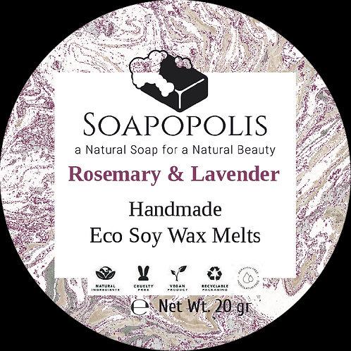 Rosemary & Lavender Soy Wax Melts