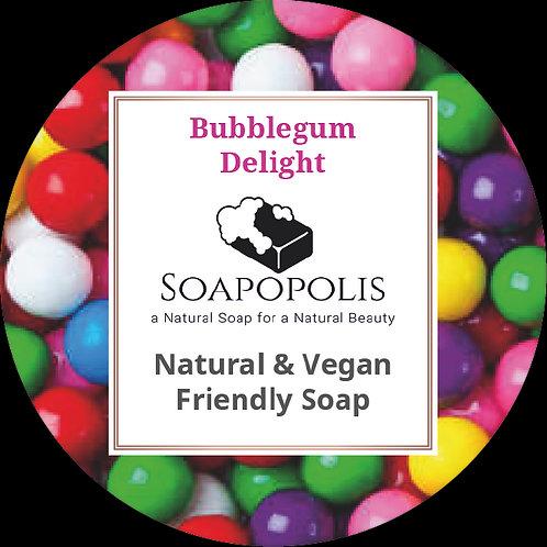 Bubblegum delight soap