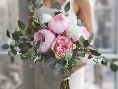 Our top floral picks for a Spring Wedding
