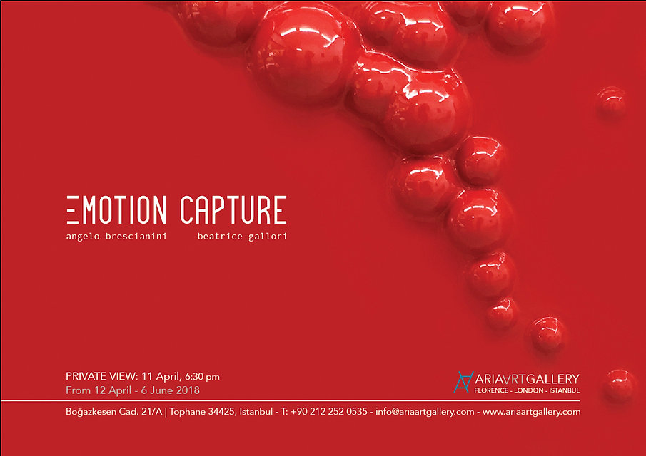 emotion capture poster