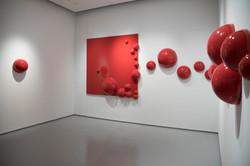 canvas + polymer