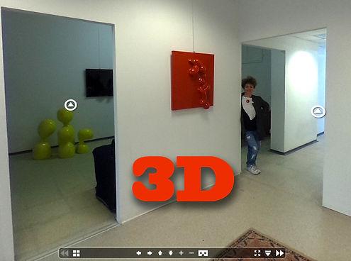 Art Studio 3D map