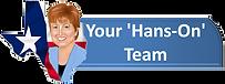 Your Hans-On Team logo