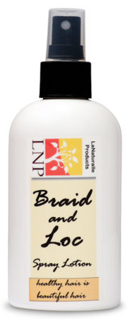 IaNaturalle Braid & Loc Spray 8oz