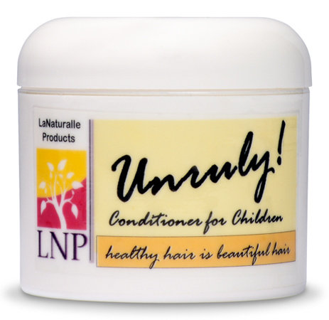 laNaturalle Unruly! Conditioner for Children 4oz