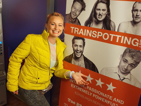 Trainspotting Live- A Review