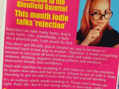 Dear Jodie- Rejection