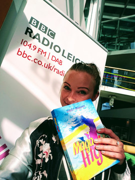 BBC Radio Leicester- interview day