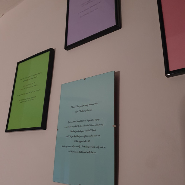 Custom Poems