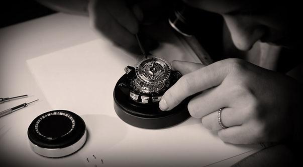 Horlogerie DouceFolie Reparation