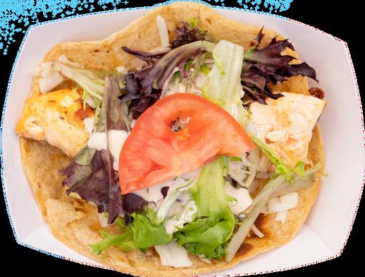 grilled mahi mahi taco (1 pc)
